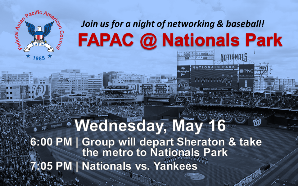 FAPAC at the Ballpark Event Registration