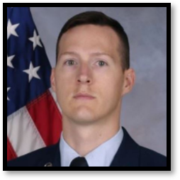 Staff Sergeant Michael Jolls, U.S. Air Force